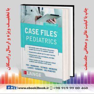 خرید کتاب Case Files Pediatrics, 5th Edition