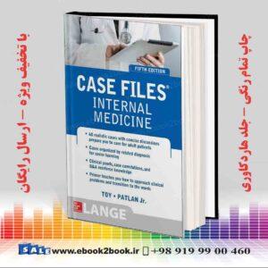 خرید کتاب Case Files Internal Medicine, 5th Edition