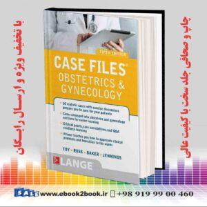 خرید کتاب Case Files Obstetrics and Gynecology, 5th Edition
