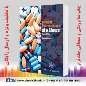 خرید کتاب Medical Pharmacology at a Glance, 8th Edition