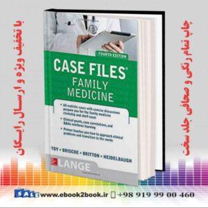 خرید کتاب Case Files Family Medicine, 4th Edition
