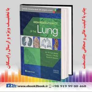 خرید کتاب High-Resolution CT of the Lung Fifth Edition