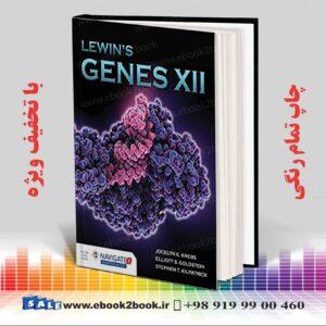 خرید کتاب Lewin's GENES XII 12th Edition