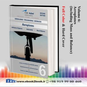 خرید جلد ششم -هواپیماها آکسفورد خلبانی CAE Oxford CPL-PPL - Volume 6 - Aeroplanes
