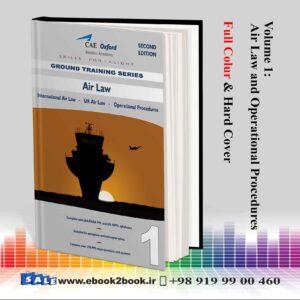 خرید جلد اول - قانون هوا آکسفورد خلبانی CAE Oxford CPL-PPL - Volume 1 - Air Law