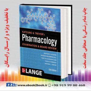 خرید کتاب زبان اصلی فارماکولوژی کاتزونگ ترور 2021