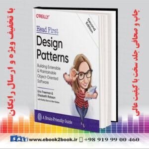 خرید کتاب Head First Design Patterns, 2nd Edition