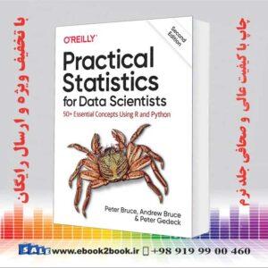 کتاب Practical Statistics for Data Scientists, 2nd Edition