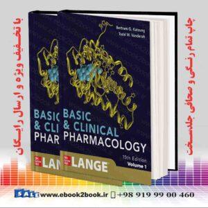 خرید کتاب فارماکولوژی پایه و بالینی کاتزونگ 2020