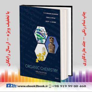 خرید کتاب شیمی آلی سولومون ، چاپ دوازدهم