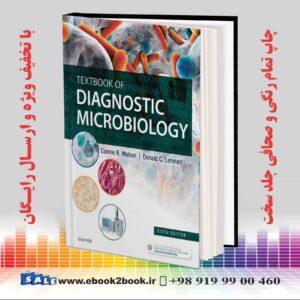 خرید کتاب میکروبیولوژی ماهون | Textbook of Diagnostic Microbiology 6th Edition