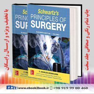 خرید کتاب اصول جراحی شوارتز 2019