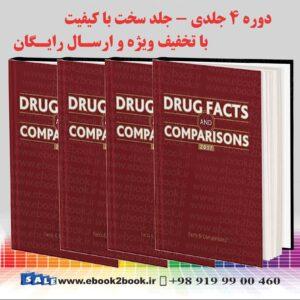 خرید کتاب دوره 4 جلدی Drug Facts and Comparisons 2017