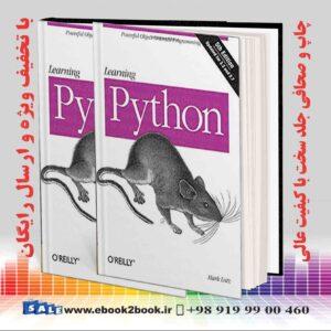 خرید کتاب یادگیری پایتون | Learning Python, 5th Edition