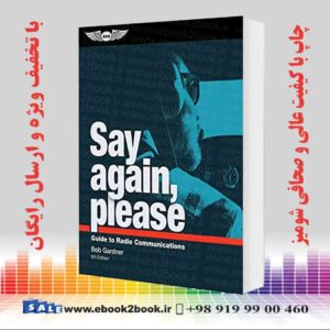 خرید کتاب Say Again, Please Guide to Radio Communications,6th Edition