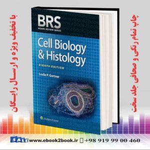 خرید کتاب زبان اصلی پزشکی زیست سلولی، بافت شناسی BRS ، ویرایش هشتم