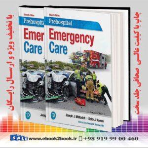 کتاب Prehospital Emergency Care, 11th Edition