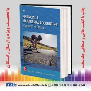خرید کتاب های زبان اصلی حسابداری – Accounting
