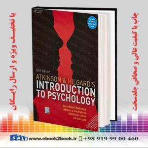 خرید کتاب روانشناسی هیلگارد چاپ شانزدهم زبان اصلی