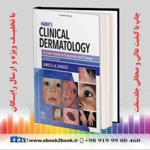 دانلود رایگان کتاب درماتولوژی بالینی هبیف 2020 | خرید کتاب پزشکی | خرید کتاب زبان اصلی