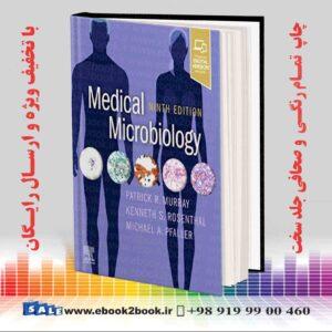 خرید کتاب میکروب شناسی مورای | Medical Microbiology 9th Edition