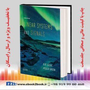 خرید کتاب ریاضیات و آمار سیستم ها و سیگنال های خطی نسخه 3