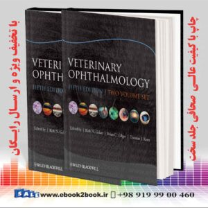خرید کتاب پزشکی Veterinary Ophthalmology: Two Volume Set 5th Edition