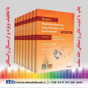 خرید کتاب Burger's Medicinal Chemistry, Drug Discovery and Development