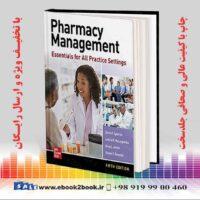 خرید کتاب پزشکی مدیریت داروسازی نسخه 5