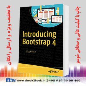 خرید کتاب کامپیوتر معرفی بوت استرپ 4