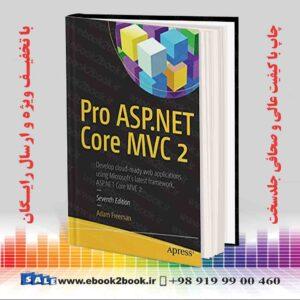 خرید کتاب کامپیوتر Pro ASP.NET Core MVC 2 7th ed. Edition