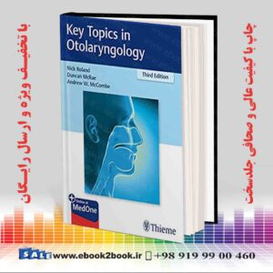 خرید کتاب پزشکی Key Topics in Otolaryngology 3rd Edition