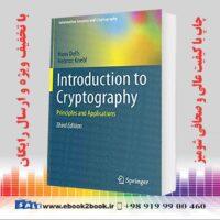 خرید کتاب کامپیوتر Introduction to Cryptography 3rd ed. 2015 Edition