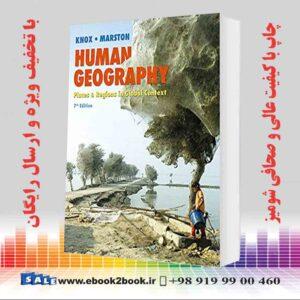 خرید کتاب Human Geography: Places and Regions in Global Context, 7th Edition