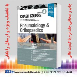 خرید کتاب Crash Course Rheumatology and Orthopaedics 4th Edition