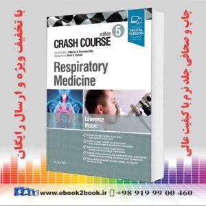 خرید کتاب Crash Course Respiratory Medicine 5th Edition