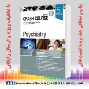 خرید کتاب Crash Course Psychiatry 5th Edition