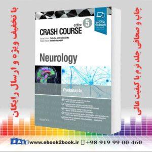 خرید کتاب Crash Course Neurology 5th Edition