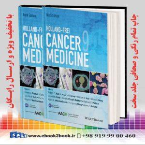 خرید کتاب Holland-Frei Cancer Medicine Cloth 9th Edition