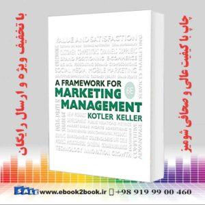 خرید کتاب تجارت و اقتصاد Framework for Marketing Management 6th Edition
