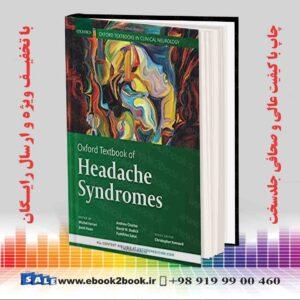 خرید کتاب پزشکی Oxford Textbook of Headache Syndromes