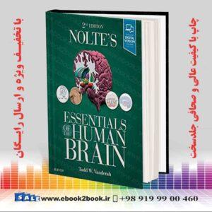 خرید کتاب پزشکی Nolte's Essentials of the Human Brain 2nd Edition