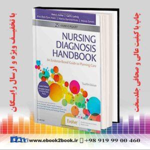 خرید کتاب پزشکی Nursing Diagnosis Handbook 12th Edition