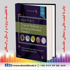 خرید کتاب پزشکی Hunter's Tropical Medicine and Emerging Infectious Diseases 10th Edition
