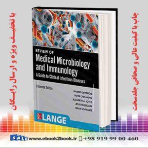 خرید کتاب پزشکی Review of Medical Microbiology and Immunology 15th Edition