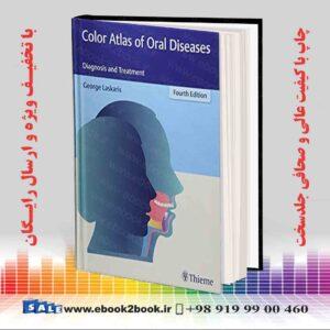 خرید کتاب پزشکی Color Atlas of Oral Diseases 4th Edition