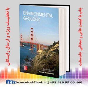 خرید کتاب زمین شناسی Environmental Geology 11th Edition