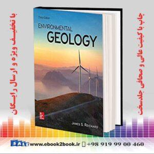 خرید کتاب زمین شناسی Environmental Geology 3rd Edition