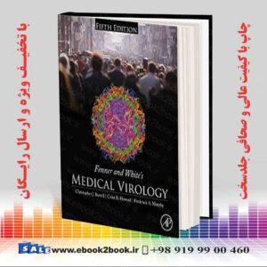 خرید کتاب پزشکی Fenner and White's Medical Virology 5th Edition
