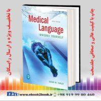 خرید کتاب پزشکی Medical Language: Immerse Yourself 5th Edition